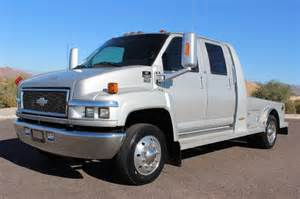 2007 chevrolet c4500 crew cab regency conversion diesel