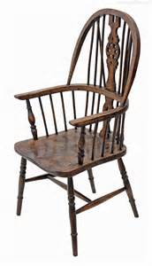 antique windsor armchair windsor armchair carver hall side dining chair antiques