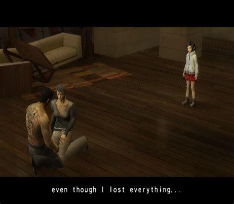 Yakuza End Of ending for yakuza sony playstation 2