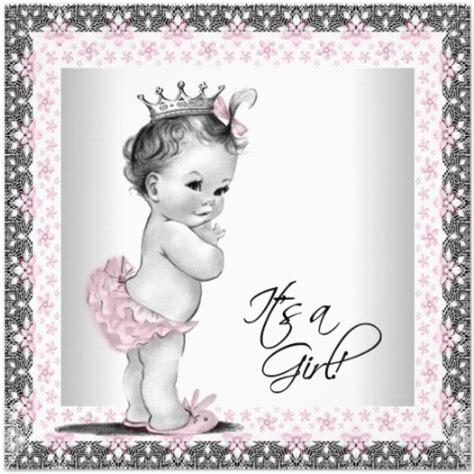 free templates for baby shower invitations girl girl baby shower invitations templates theruntime com