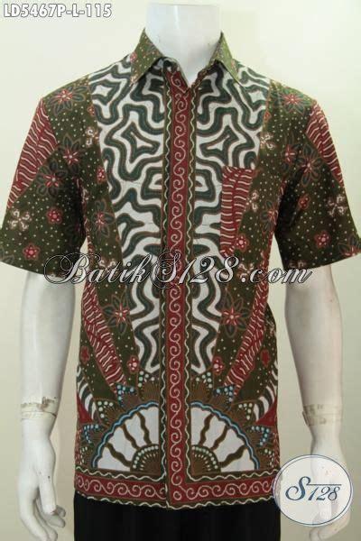 Baju Kodok Buat Cowok produk baju batik cowok terbaru busana batik elegan motif klasik proses printing modis buat