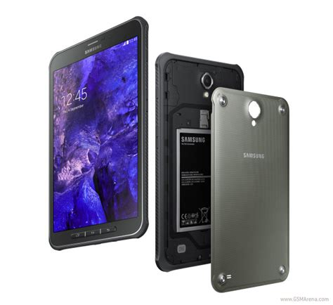 Samsung Galaxy Tab Active samsung galaxy tab active lte pictures official photos