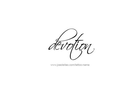 devotional tattoo designs devotion feeling name designs tattoos with names