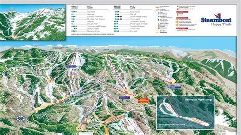 steamboat mountain colorado skiing s north stars steamboat resort the