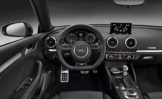 Audi A3 Sedan Interior Audi A3 Sedan 2015 Interior