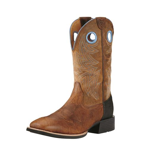 ariat heritage boots ariat s heritage cowhorse western boots 678944