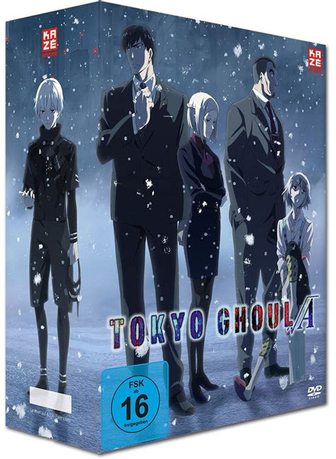 Tokyo Ghoul Vol 1 by Tokyo Ghoul Root A Vol 1 Limited Edition Inkl Schuber