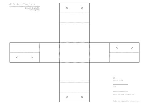 printable templates for gift boxes 9 best images of printable box templates printable paper