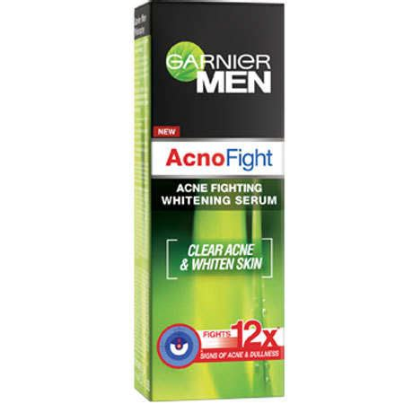 harga garnier acno fighting whitening serum murah