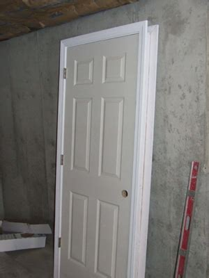 install split jamb pre hung doors