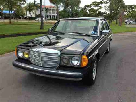 books on how cars work 1983 mercedes benz w126 lane departure warning buy used 1983 mercedes 300d turbo diesel low miles garage kept well maintained books mint in