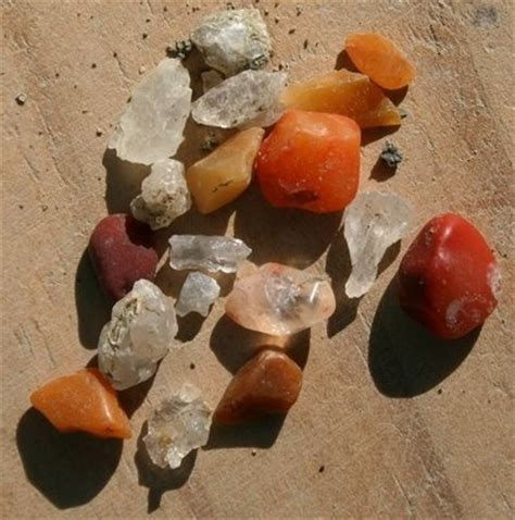 the bloom rockhounding arkansas rocks