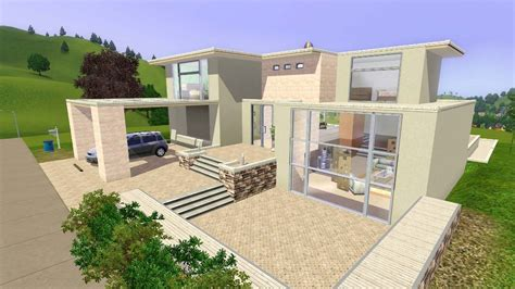 fidji 187 sims 3 modern houses house plans pinterest the sims 3 modern houses inside www imgkid com the
