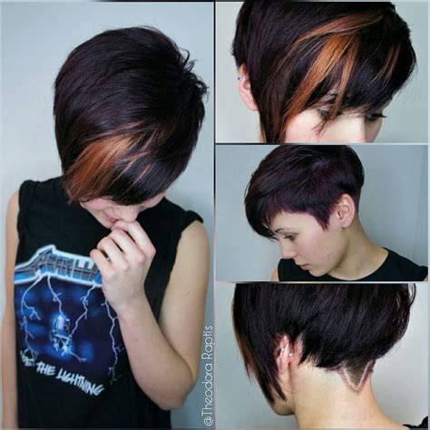 long pixie hairstyles  fit flatter women short