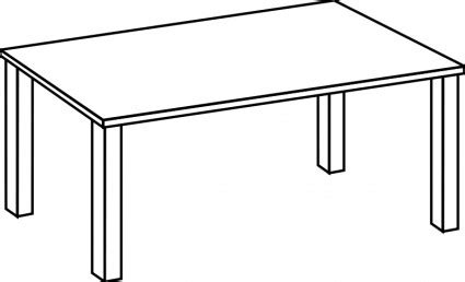 template drawing table clipart black and white clipart panda free