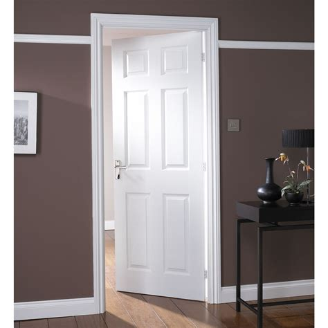Interior Moulded Doors 6 Panel White Interior Doors Www Imgkid The Image Kid Has It
