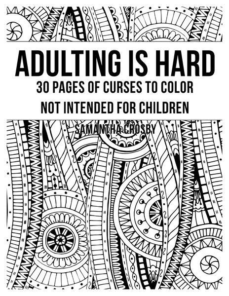 printable lyrics to naughty 12 best obscene designs adult coloring books images on