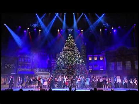 christmas in memphis 2014 singing christmas tree youtube