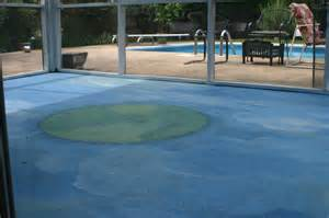 Concrete Patio Paint by Painting A Concrete Patio