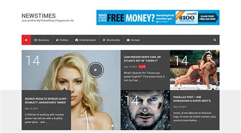 Newstimes Theme Mythemeshop Themes And Plugin newstimes pixel premium news magazine