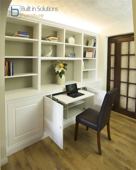 built in wall unit with desk and tv best 25 built in desk ideas on home office