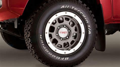 2008 toyota tundra tire size original toyota tacoma tire sizes 1995 2013