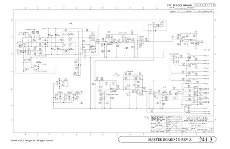 mackie wiring diagrams wiring diagram manual