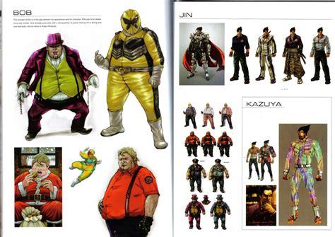 Kaos 3d Jin Kazama Dewasa Limited Edition limited edition tekken 6 book 75 работ 187 картины художники фотографы на nevsepic