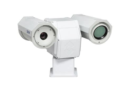 flir unveils new pan tilt thermal security al defaiya