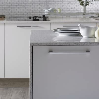 Greenwich Light Grey Oak Kitchen   Universal Kitchens