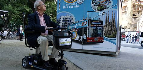 alquiler sillas electricas sillas de ruedas electricas alquiler barcelona las