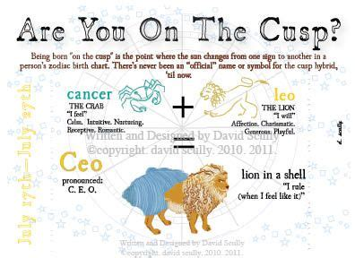 cusp cancer leo astrology pinterest