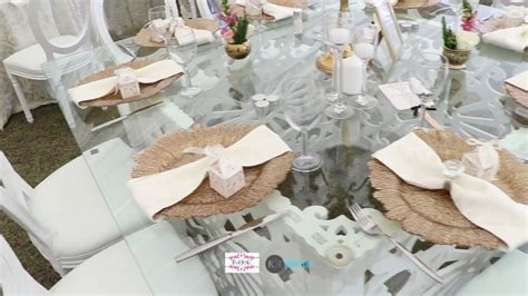 Bulawayo Wedding Decor by Touch of Class & V.I.P Hosting