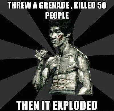 Bruce Lee Meme - bruce lee meme side splitters pinterest