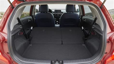 Kia Picanto Boot Kia Picanto Hatchback Practicality Boot Space Carbuyer