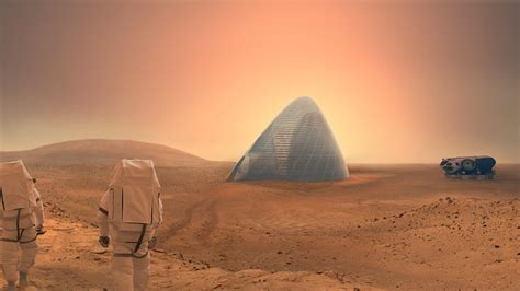 mars in the first house our future homes on the red planet may be built with ice design indaba