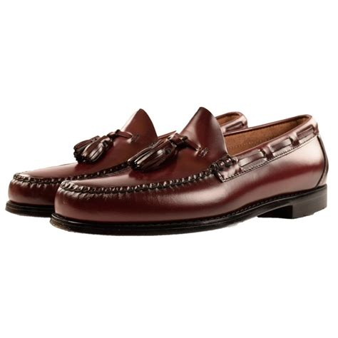 bass loafers uk bass weejuns bass weejuns wine tassle loafers bass