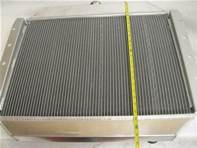 Tank 5 Win Instantly - 1968 1979 ford pickup truck aluminum radiator 2 row core f100 f150 f250 f350 ebay