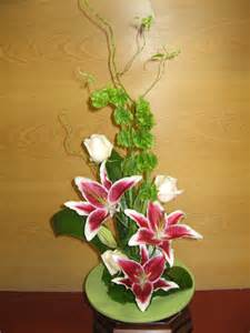 Japanese Decorative Of Flower Arrangement by Ikebana Sur Topsy One