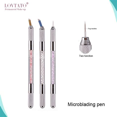 manual tattoo pen permanent makeup two function manual pen permanent makeup manual tattoo