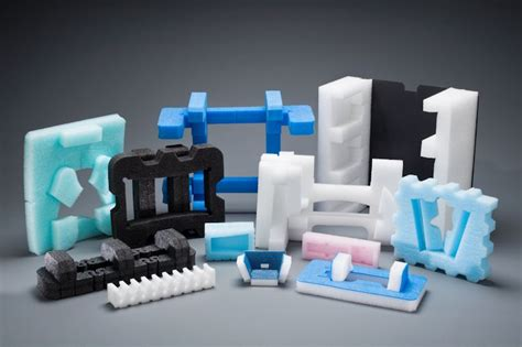 electronics packaging thermoformed plastic  foam ufp