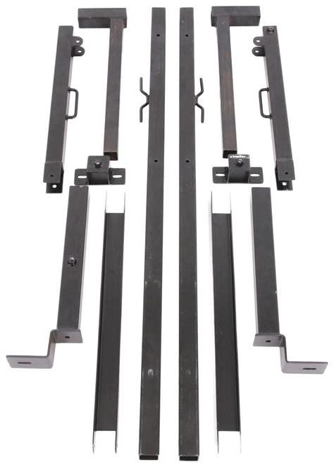Side Ladder Rack by Maxxhaul Side Mount Truck Bed Ladder Rack 250 Lbs