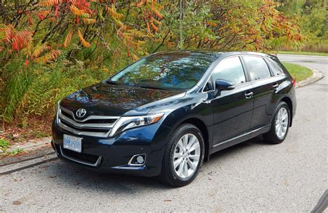 Toyota Venza 2015 Suv Review 2015 Toyota Venza Awd Limited Driving