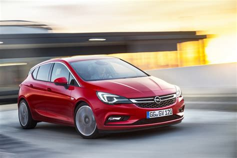vauxhall astra 2017 2017 opel astra opc will use a smaller 1 6 liter turbo