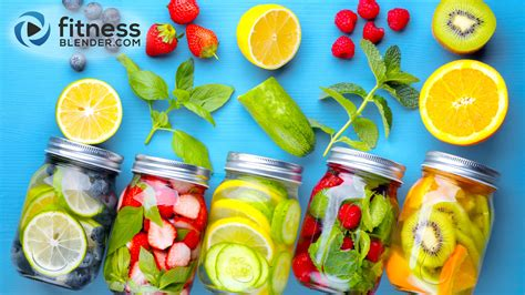 Detox Water With Indian Fruits by Are There Benefits To Infused Water Or Detox Water Or Is