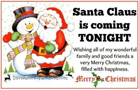 santa claus is coming tonight pictures photos and images