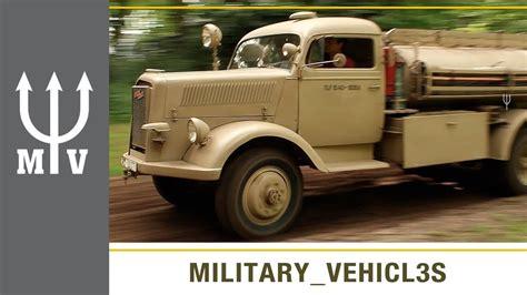 opel truck ww2 ww2 german opel blitz firetruck