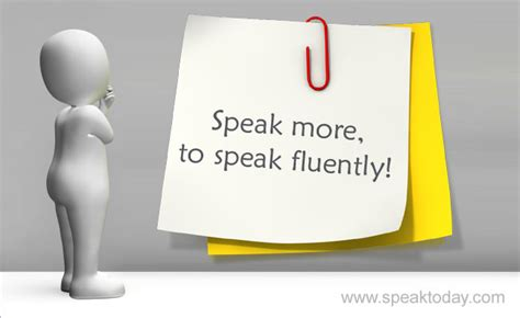 5 tips to speak fluently speaktoday