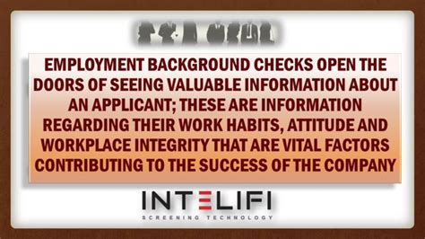 Emerge Background Check Ppt Employment Background Check Does Past Employment Matters Powerpoint Presentation Id