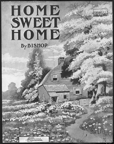 home sweet home by henry rowley bishop